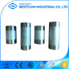 Sch40 Carbon Steel Seamless Male Thread Pipe Nipple