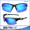 Best Fashion Plastic Frame Sports Sunglasses with UV400 Protection
