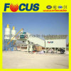 ISO Ce Certified 50~60m3/H Mobile Concrete Batching Plant, Trailer Concrete Plant