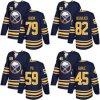 Buffalo Sabres Brendan Guhle Vojtech Budik Nathan Beaulieu Hockey Jerseys