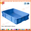 Supermarket Fruit and Vegetable Plastic Display Storage Turnover Box (Zhtb4)