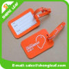 Traveling Soft PVC Rubber Luggage Tag (SLF-LT074)