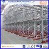 Ce / ISO Heavy Duty Steel Pallet Rack Drive in Type