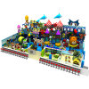 Beautiful Castle Indoor Playground Equipment