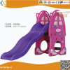 Kindergarten Plastic Pink Rabbit Slide for Kids