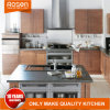 Maple Wood Veneer Kitchen Cabinet Custom From China