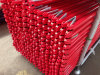 Ringlock Scaffolding Horizontal Red Powder Coated From China