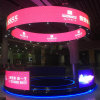 Speical Shape, Easy-Maintenance and Space Efficiency Flexible LED Display with Soft Rubber Module