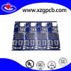 High Tg PCB with Blue Oil Small BGA Enig