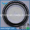 130lm/W 4000K 120W/150W/200W AC85-265V/277V/400V UFO LED High Bay Hanglamp Light