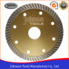 110mm Hot Press Sintered Turbo Saw Blade Granite Cutting Blade