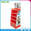 Folded Paper Floor Security Display Exhibition Stands for Stores