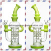 Klein Recycler Vapor Rig Glass Smoking Water Pipe