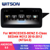 Witson Android 9.0 Car Multimedia Player for Mercedes-Benz E-Class Sedan W212 2010-2012 (NTG4.0) Vehicle Radio