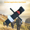 Single Hand Operated Military Combat Application Blood Collection Tourniquet