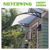 DIY Polycarbonate Plastic Awning/Sunshade/Canopy for Doors and Windows (YY-C)
