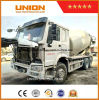 Used Concrete Truck Mixer Auman/HOWO Cheap Price Mixer Truck