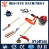 Multitool Gasoline Brush Cutter Garden Grass Trimmer Machine