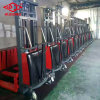 2 Ton Semi Electric Forklift 2m Lifting Height Electric Pallet Stacker