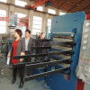 Rubber Tile Making Machine / Rubber Flooring Vulcanized Machine
