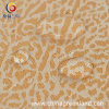 100%Polyester Gold Silk Jacquard Oxford Fabric with Coating
