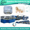 China Stable Baby Pull up Diaper Machine with SGS (YNK500-SV)