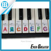 Kids Learn to Play 61 Key Set Keyboard Piano Sticker