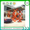 5ton 10m Electric Hydraulic Scissor Lifts for Car Parking Lifting