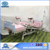 Hospital Gynecological Surgical Room Instruments Labor Obstetric Delivery Bed Table