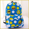Wholesale Smiling Face Promotional Backpack, Korean Fashion School Backpack Yf-Lb1780