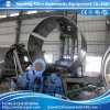 Hot! Mclw12hxnc-30*3500wind Tower Manufacturing Hydraulic CNC Plate Rolling Machine