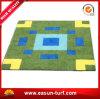 2017 Trending Products 30*30cm Interlocking Artificial Grass Tiles