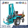 Top Drive Tractor Drilling Machine