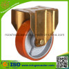 Industrial Rigid Caster with PU Wheel