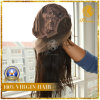 Lace Frontal Wig with 100% Brazilian Virgin Human Hair (W-005)