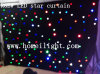 RGBW LED Star Curtain for Wedding and Party Decoration