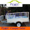 ATV and Car Transpoter Cargo Box Trailer