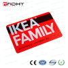 PVC Smart RFID Member Card with Magnetic Stripe