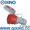 400V Electric Power Connector with IP67 Waterproof Protect Rating (QX-550)