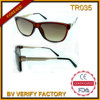 Tr035 Ultral Light Trimitation Sunglasses with Metal Arm