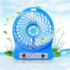 Portable Rechargeable USB Mini Fan/Cooling Fan/Desk Fan