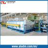 Aluminum Extrusion Machine with Gas Burner Billet Heating Furnace