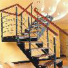 Clear Tempered Glass Stair Case with CCC Certtificate