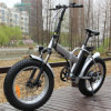 20inch*4.0 Fat Tire Electric Bike 500W Folding Ebike From China