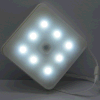 3.7V LED Night Light Emergency Wall Lamp Rechargeable Detachable Sensor Light Indoor Lighting