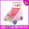 2016 New Fashion Wooden Baby Walker, Multi-Function Wooden Walker, High Quality Baby Walker W16e024A