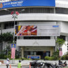 Store Roof Top Advertising 3-Side Billboard Display