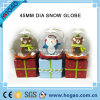 Polyresin Hanging Snow Globe for Room Decoration