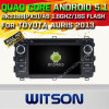 Witson Android 5.1 Car DVD GPS for Toyota Auris 2013