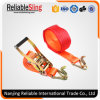 En12195-2 Ce 10t Ratchet Strap for Lashing